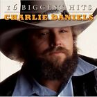 16 Biggest Hits - Charlie Daniels (2009, CD NEUF)