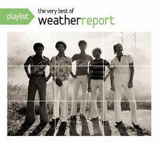 weather report - playlist: the very best of weather report (CD NEW&SEALED)