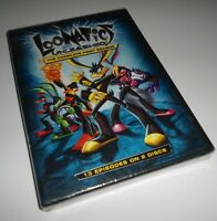 Loonatics Unleashed The Complete First Season 1 Looney Tunes (DVD NEW) 1st One