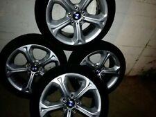 Cerchi in lega originali BMW per X1 E 84 da 18 IS 30 con gomme Michelin 50%