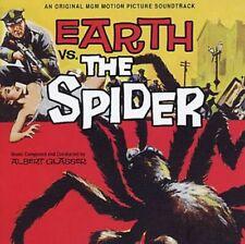 Earth vs. the Spider (Albert Glasser) (limited CD)