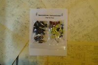 Scott 130 LC-21 preamp restoration repair service rebuild kit fix capacitor