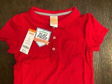 """Gymboree Short Sleeve Uniform, Girls 6-7 Years (Size 7) """"2 Item Lot"""""""