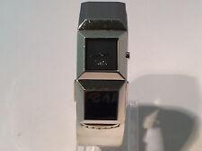 Dolce Gabbana Women's Watch Silver Tone Analog Dial Quartz 50M Water Resistant