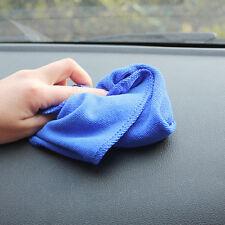 2pcs 30*30cm Microfibre Cleaning Auto Car Detailing Soft Cloths Wash Towel Dust