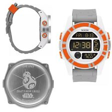 Nixon Unit Star Wars Digital BB-8 Watch 44mm A197SW 2605 NWT