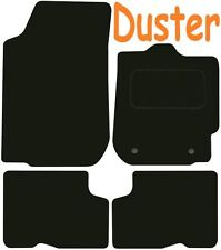 Dacia Duster DELUXE QUALITY Tailored mats 2013 2014 2015 2016 2017