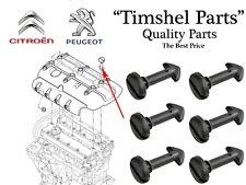 6xClips Fixation Cache Moteur Peugeot 207 307 407 607 807 Citroen 1.8 2.0 C4 16V