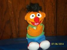 2012 Sesame Street Muppet Ernie Plush Doll With Hugging Arms
