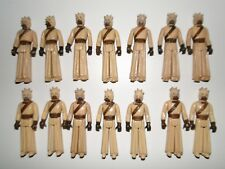 Vintage Star Wars Sand People Tusken Raider lot x14 Kenner Figures 1977