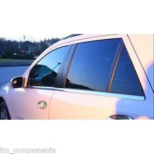 Molduras cromadas ventanas Mercedes Benz ML W164 chrome window trim