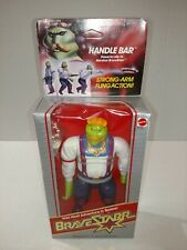 1986 MATTEL FILMATION BRAVESTARR HANDLE BAR STRONG ARM BRAND NEW UNPUNCHED