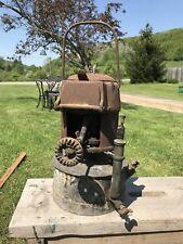 Antique Metal Reliable Stove Company Portable Stove, No 106 P , 1909 ?