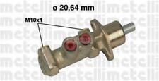 Pompa freni Ø20,64 Fiat Punto (188) 1.2 16v, 1.9Jtd c/Abs 99>12