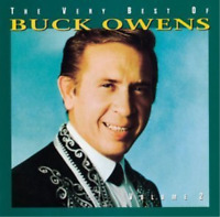 Buck Owens Very Best of Volume 2 CD NEW