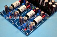 HIFI JC-2 Circuit Gold seal Class A preamplifier board Audio Preamp