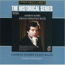 Andr s Schiff, Andra - Andras Schiff Plays Bach [New CD]