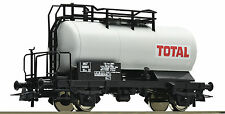 ROCO 56259 TOTAL Wagon-citernes SNCF Ep3-4 Swap en option essieu pour Märklin