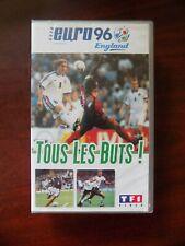 VHS euro 96 England - tous les buts