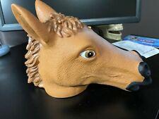 Big Head Horse Head Squirrel Feeder (By Archie McPhee)