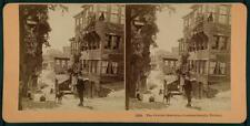 Photo of Stereograph,Jewish Quarters,Constantinople,Turkey,Istanbul,c1898