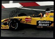Heinz-Harald Frentzen Foto Original Signiert Formel 1 +G 18630