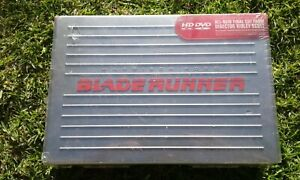 BLADERUNNER HD DVD Suit Case Edition NEW & SEALED