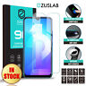 VIVO Y17 Y12 S1 ZUSLAB 9H Full Cover Tempered Glass Screen Protector