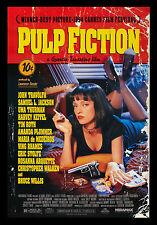 PULP FICTION * CineMasterpieces ORIGINAL MOVIE POSTER C9-C10 NM-M 1994 UNUSED