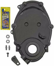 GMC Savana 1500 Black Plastic Timing Cover With Gasket And Seal Dorman 635-502