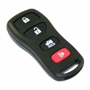 MAP Car Remote Complete (4 Button) fits Nissan KF308