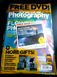 Practical Photography  Magazine & Free DVD Spring 2020