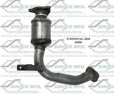 Catalytic Converter-Exact-Fit Davico Exc CA 19506