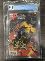 Venom #26 CGC 9.8 First Print 1st Appearance Virus Stegman / Cates 2020
