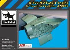 Blackdog Models 1/72 AIRBUS A-400M ATLAS 1 ENGINE Resin Update Set