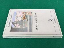 Leonardo SCIASCIA - A CIASCUNO IL SUO , Ed. Adelphi Fabula (1989) Libro
