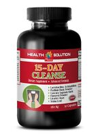 Weight loss detox cleanse- 15 DAY CLEANSE - DIETARY SUPPLEMENT-1B -psyllium husk