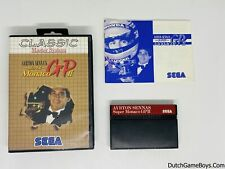 Super Monaco GP II - Classic - Sega Master System