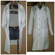 RED KAP COSPLAY ORPHAN BLACK COSIMA ABBY SCIUTO DOCTOR MEDIUM COSTUME LAB COAT