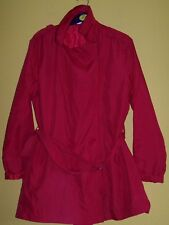 Ladies Red Lightweight Jacket/Coat By LA REDOUTE, Size 10 - 12