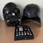 Star Wars Darth Vader Voice Changing Helmet 2004 Hasbro - Working condition!