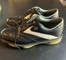 new footjoy dryjoy tour golf shoes Sz M10