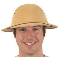 Classic Safari Pith Hat Helmet Jungle Army Uk France Jungle R21