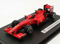 Hot Wheels 1/43 Scale P9963 - F1 Ferrari F60 - Kimi Raikkonen