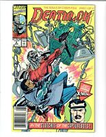 DEATHLOK #2 AUG 1991 MARVEL COMIC.#109055D*4
