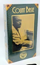Count Basie ~ 4 CD Box Set from Vintage Vaults NEW & SEALED