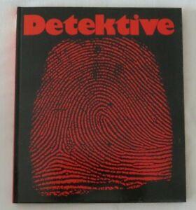 DETEKTIVE - Gloria Verlag Sammelalbum 1975 - komplett