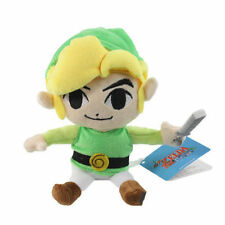 """7"""" The Legend of Zelda Game Link Plush Toy Kids Stuffed Soft Toy Doll Gift New"""
