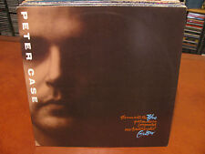 PETER CASE the man with the blue..guitar-LP-fino 2 lp spese sped.fisse-oltre ved