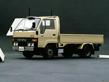 TOYOTA DYNA 1984-1995 WORKSHOP SERVICE REPAIR  MANUAL ON CD
